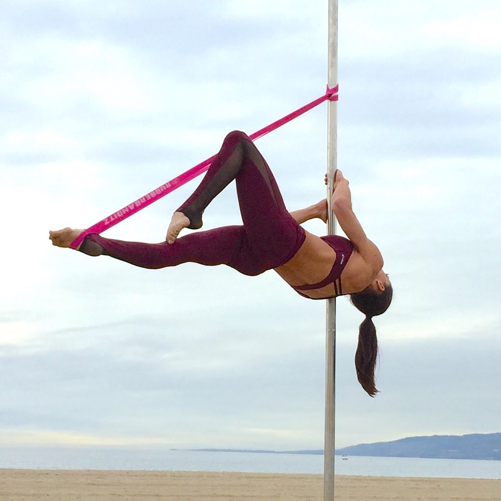 Strength: Pole Fitness LVL4 Resistance band - Robust