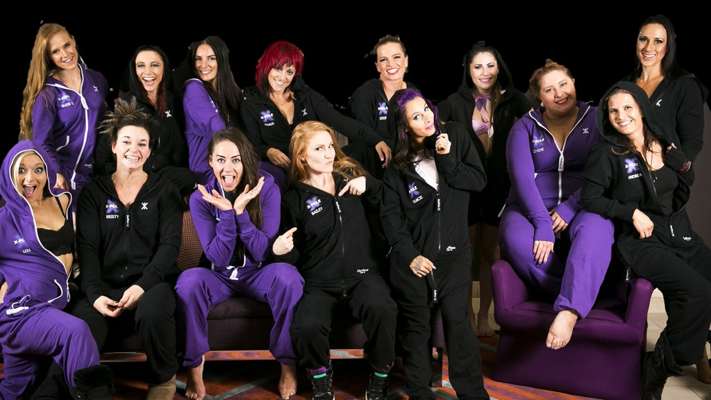 Onesies are essential X-POLE Team gear