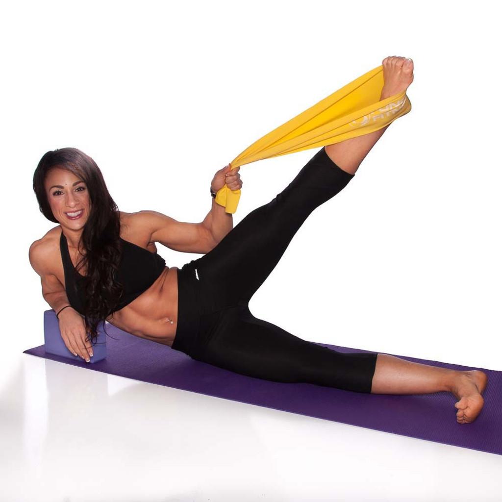 Stretch: Rubberbanditz Yoga Band Light