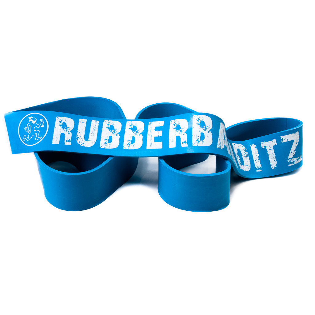 """Rubberbanditz Pole Fitness Resistance Band 41""""- Strong"""