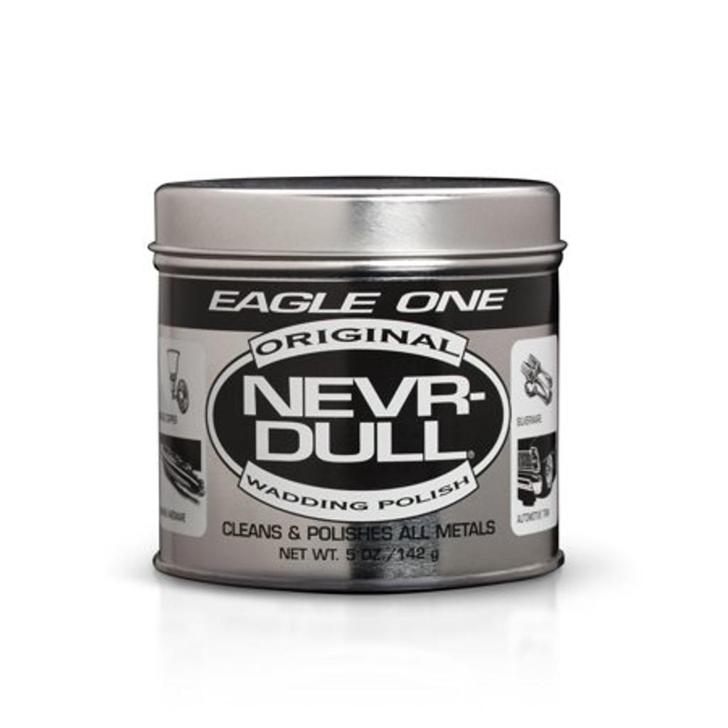 NEVR-DULL Chrome & Metal Polish