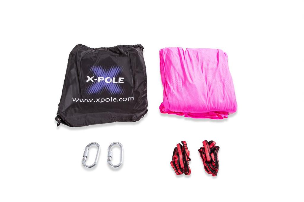 Aerial: X-POLE AERIAL YOGA HAMMOCK SET
