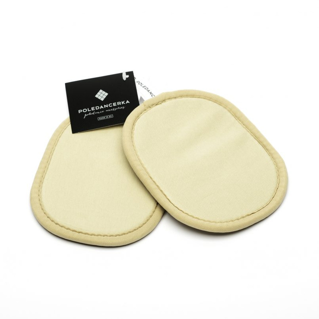 Removable Pad Inserts for Poledancerka Knee Pads - INVISIBLE 01