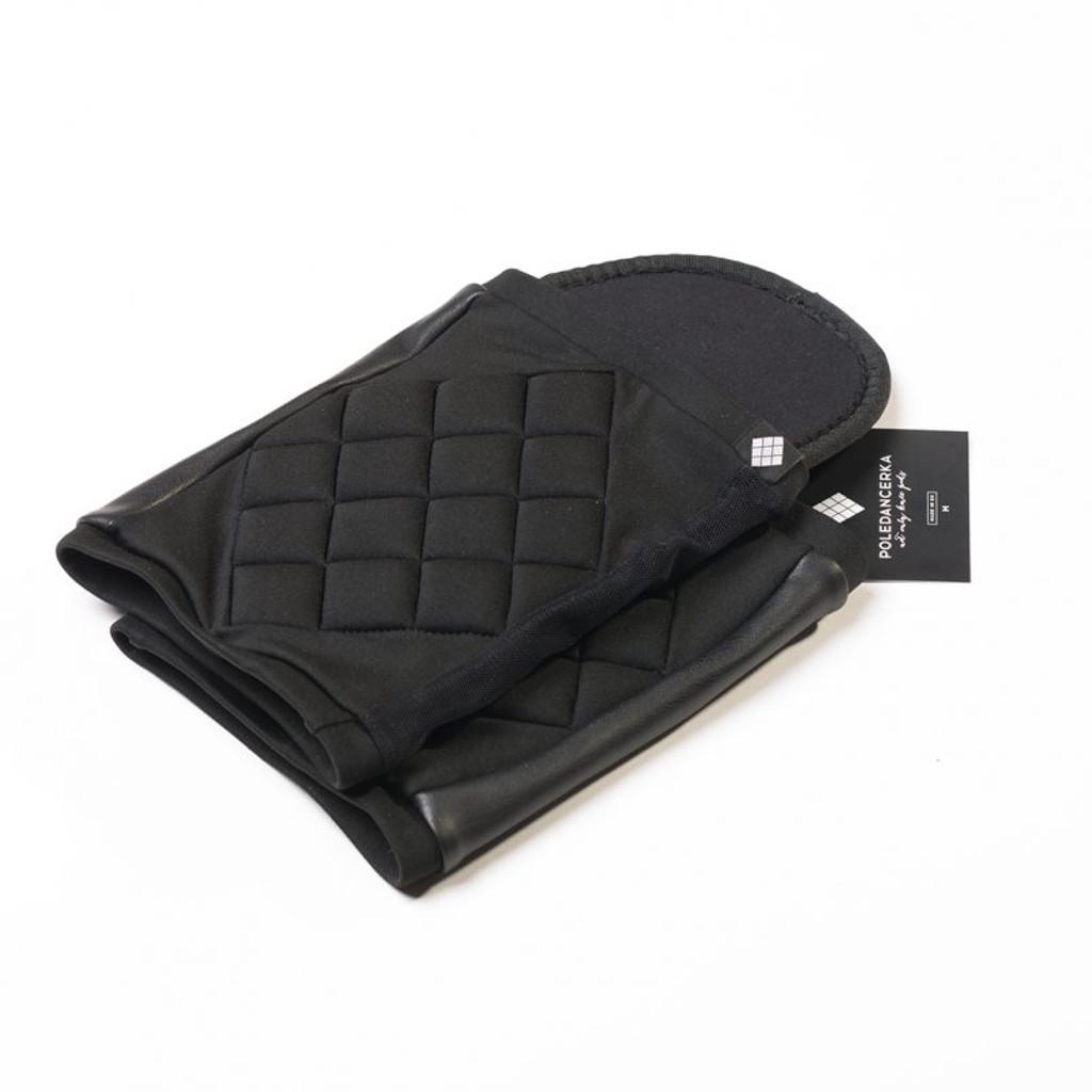 Removable Pad Inserts for Poledancerka Knee Pads - BLACK