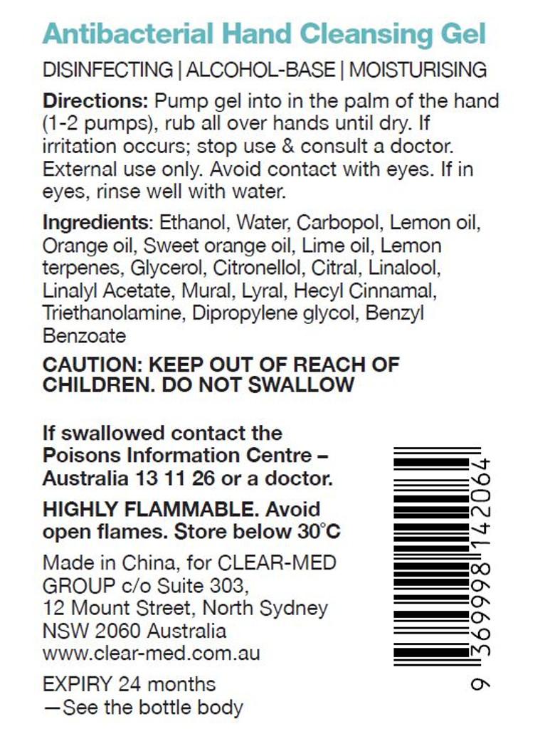 Residue-free Sanitizer - 60ml - Refillable bottle