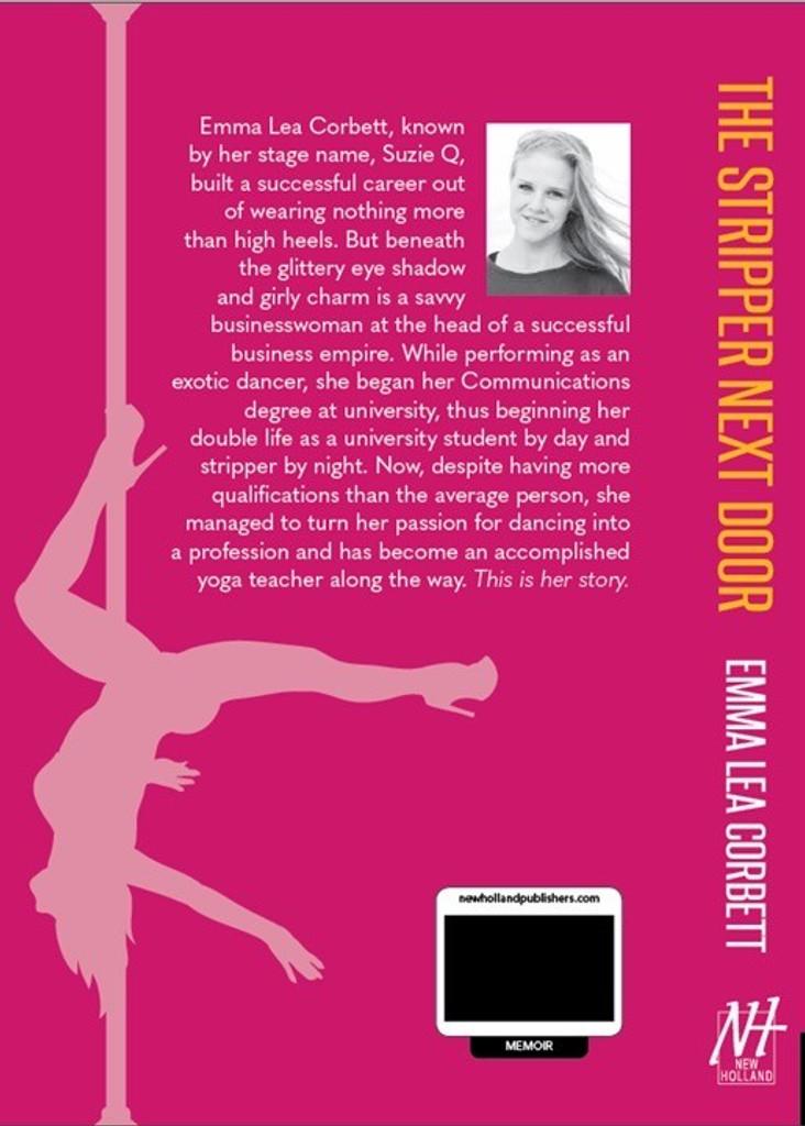 BOOK: Stripper Next Door by Emma Lea Corbett