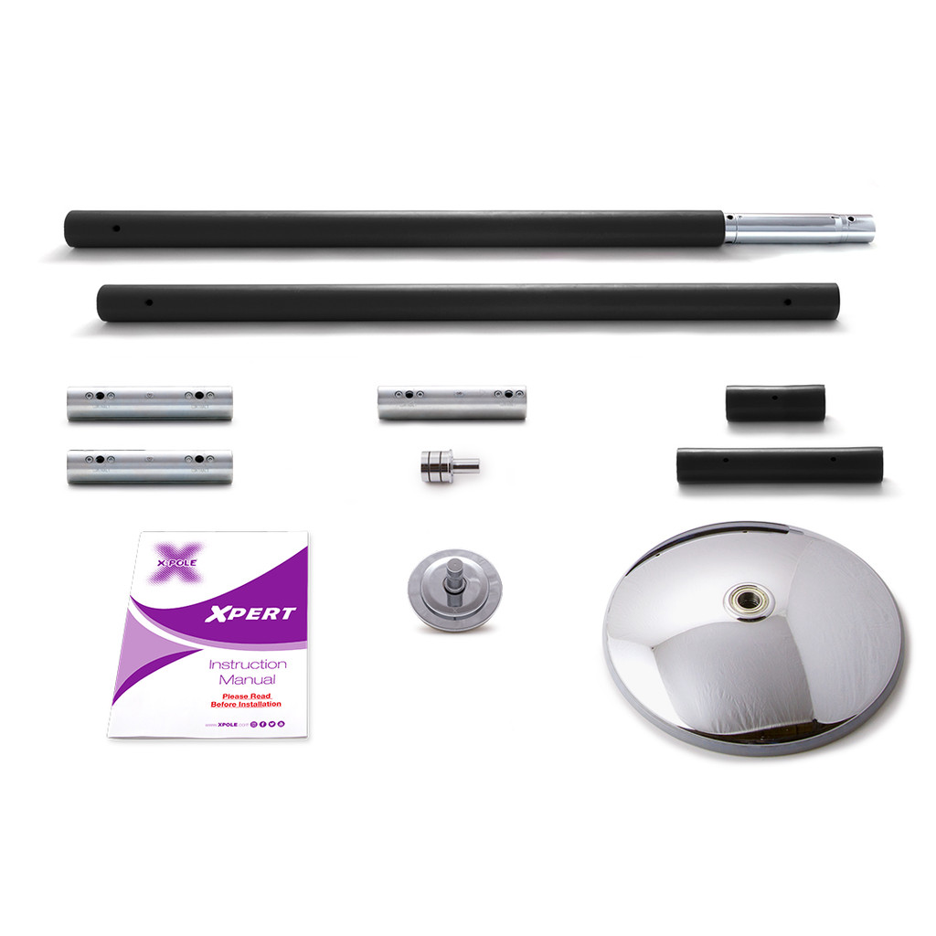 X-PERT (NXN) Removable Spinning Pole Set