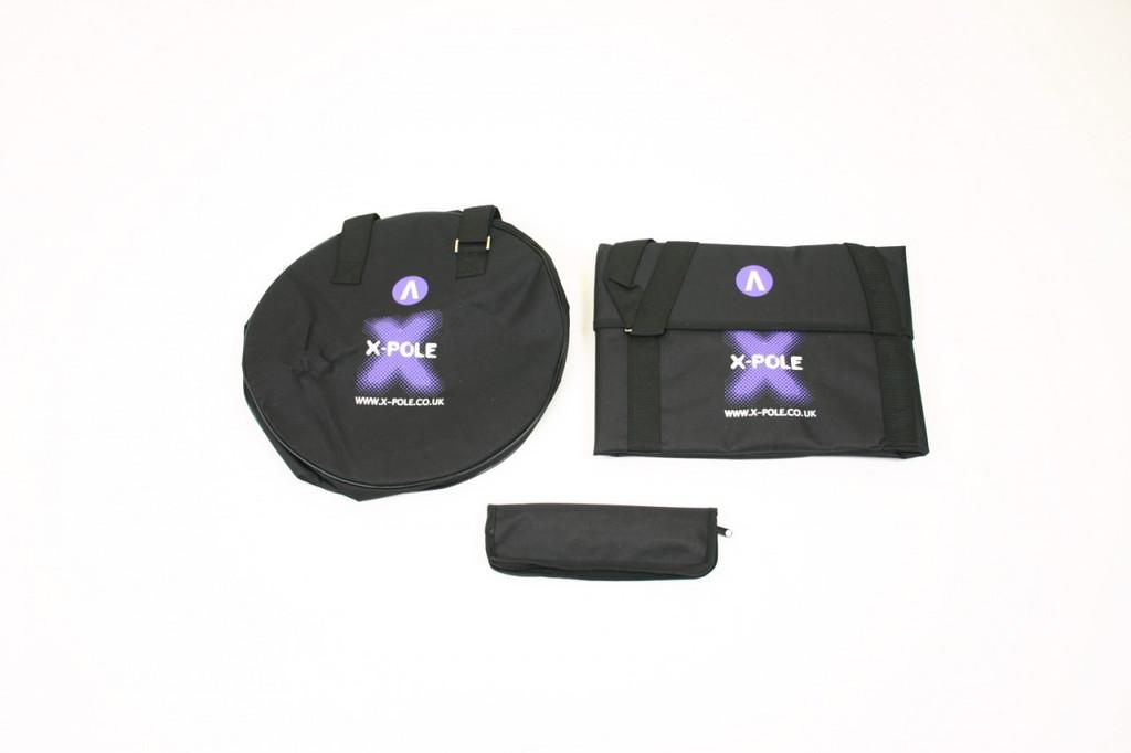 X-POLE Custom Designed Carry Case for X-Pert set