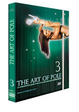 Instructional - ART of POLE Volume 3 by Jamilla - DVD