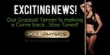 Pole Physics Gradual Tanner 200ml