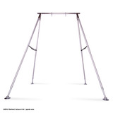 Aerial: X-POLE Portable A-Frame for Lyra, Silks & Aerial Yoga