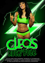 Cleo's Rockinƒ' Pole DVD
