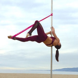 Strength: Pole Fitness LVL4 Resistance band - Robust
