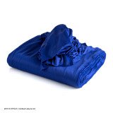 Royal Blue Silk