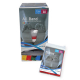 Stretch: AllCare Physio Exercise Band - Red - Firm