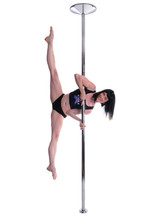Dance Pole: X-PERT Complete Set (NX) Spinning X-POLE