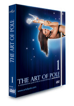 'Instructional - ART of POLE Volume 1 by Jamilla - DVD
