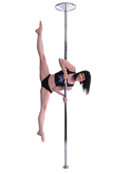 X-PERT (NX) Removable Spinning Pole Set