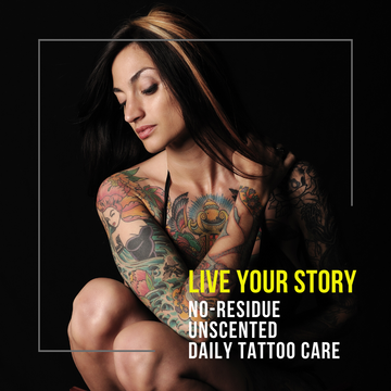 KOYA Tattoo Sensitiv+e Lotion