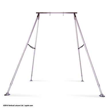 Aerial A-Frame for hoops aerial yoga or silks