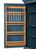 Burnham kitchen larder - with 2 upper door spice racks