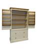 spice rack storage and deep drawers