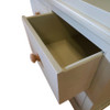 kitchen larder with 4 deep, solid wood drawers