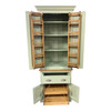 Stunning sliding pull out shelf trays on soft close runners