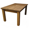 option to have a complete rustic [plank table also available on our website