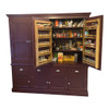 4 spice racks with our kitchen larder and soft close drawers as standard with our kitchen larders