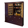 Our stunning Burghley kitchen larder pantry cupboard