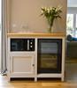 handmade kitchen - practical ideas
