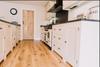 handmade kitchen , kitchen Island, Butchers block Island, larder cupboards