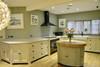 handmade kitchen, kitchen islands and larder cupboards