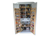 Kitchen Corner larder / pantry - colour parma gray