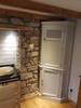 custom one door larder 65cm x 65cm - customers image