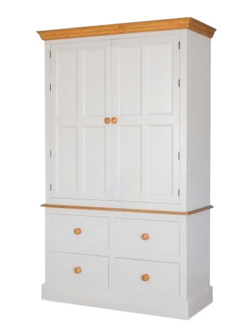 """Larder cupboard - """"white tie"""""""