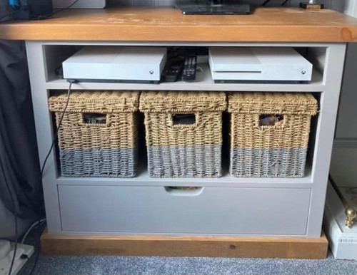 TV Unit, cabinet, home office file and book storage
