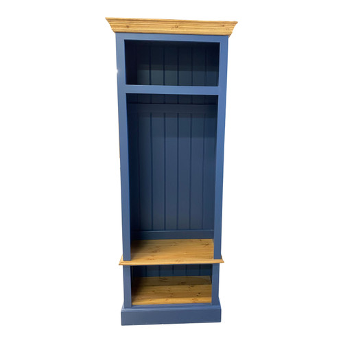 """30"""" wide hall stand unit, various sizes available. We can also create a specific size to suit your personal and specific requirements"""