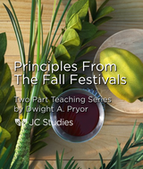 Principles from the Fall Festivals