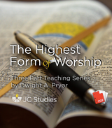 The Highest Form of Worship - Transcript PDF
