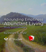 Abounding Emptiness, Abundant Living (Transcript)