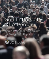 God in Pursuit of a People