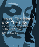 Jesus, Christians & the Law