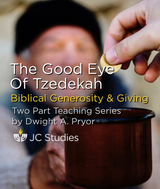 The Good Eye of Tzedekah