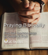 Praying Biblically