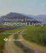 Abounding Emptiness, Abundant Living