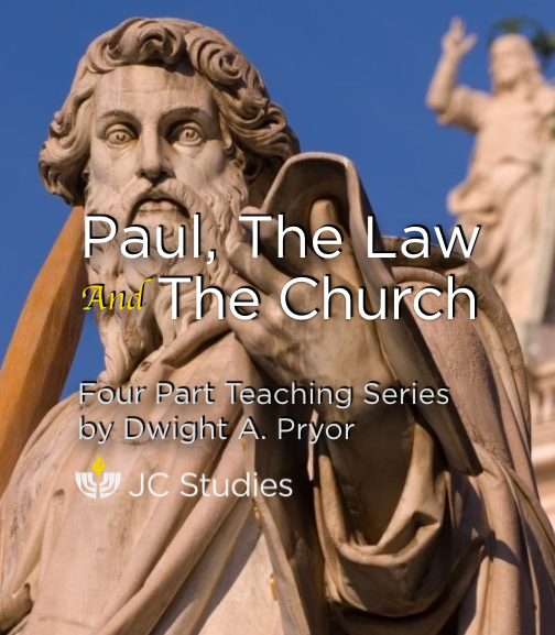 Paul, the Law and the Church