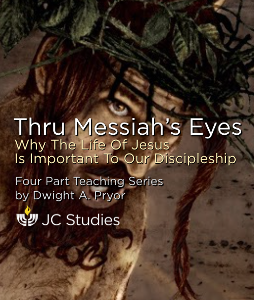 Thru Messiah's Eyes