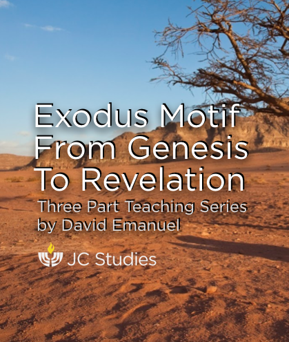 The Exodus Motif from Genesis to Revelation - MP3